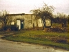 174a-bui : All that was left of Lyddicote, 32 Barton Road, before rebuilding. 1986