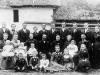 177-fam: Barnard Family Group 1900/1901.