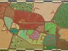 1 - Patchwork Map of the Village