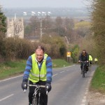 Cambridge Cyclists' Touring Club in Haslingfield