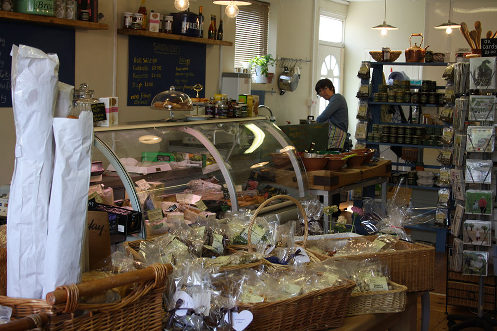 Country Kitchen inside