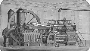 pumping engine