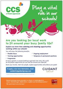 Cambridge Council Jobs in Schools