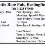 Little Rose Opening Hours