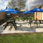 New Pub Patio