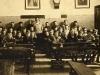 257-sch : Postcard of Class 2.
