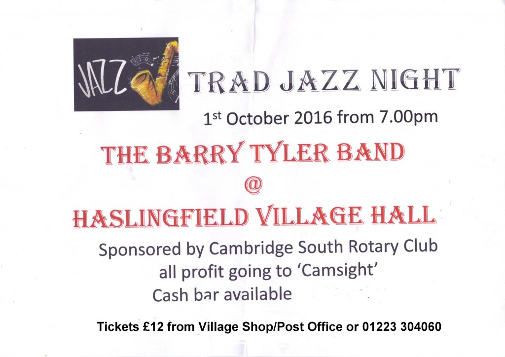 Trad Jazz Night
